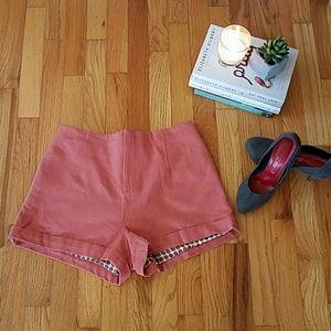 Cute Forever 21 High Waist Shorts